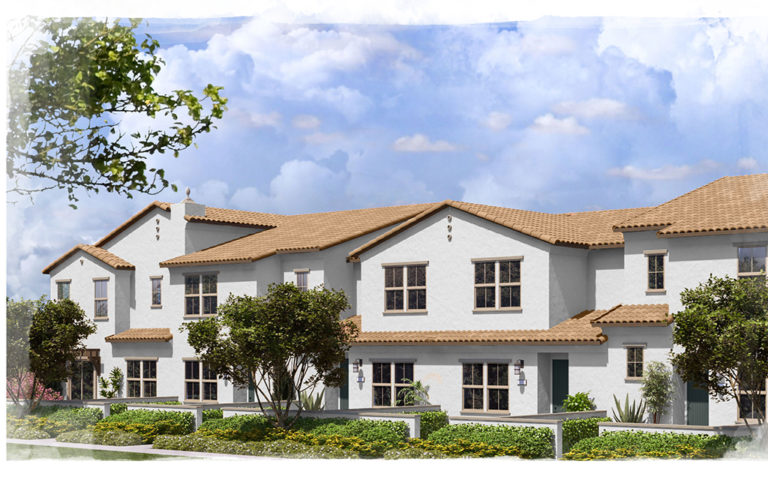 New townhomes for sale in Chula Vista, CA