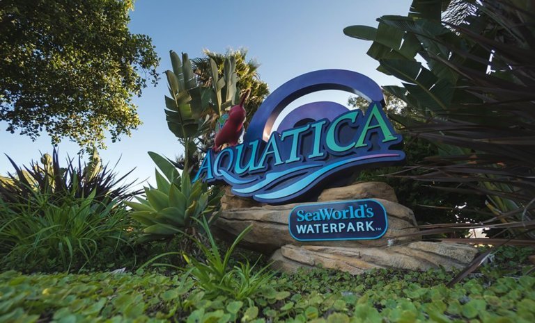 Aquatica Waterpark at Sea World